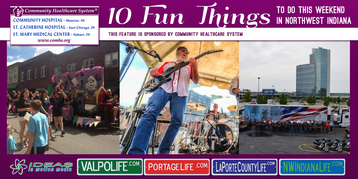 10 Fun Things to Do this Weekend in Northwest Indiana: September 2-4, 2016