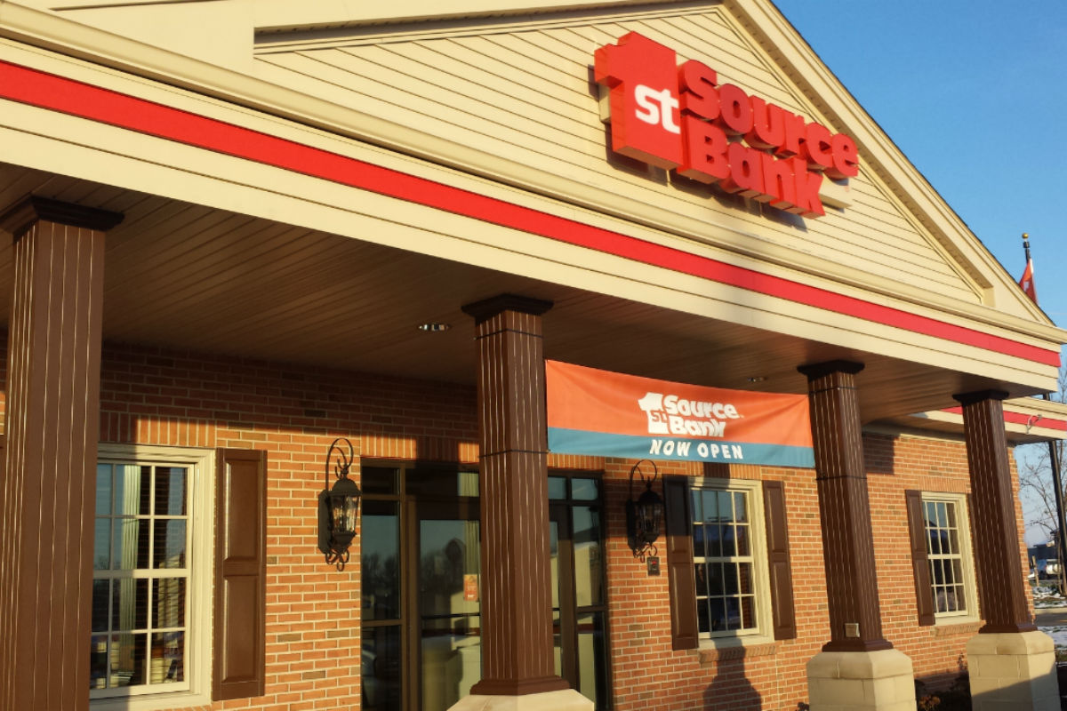 1st Source Bank Named Among America's Best Employers for Veterans