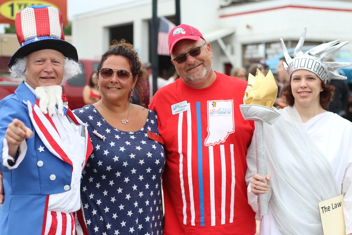 La Porte Jaycees' Host Their 70th Annual 4th of July Parade