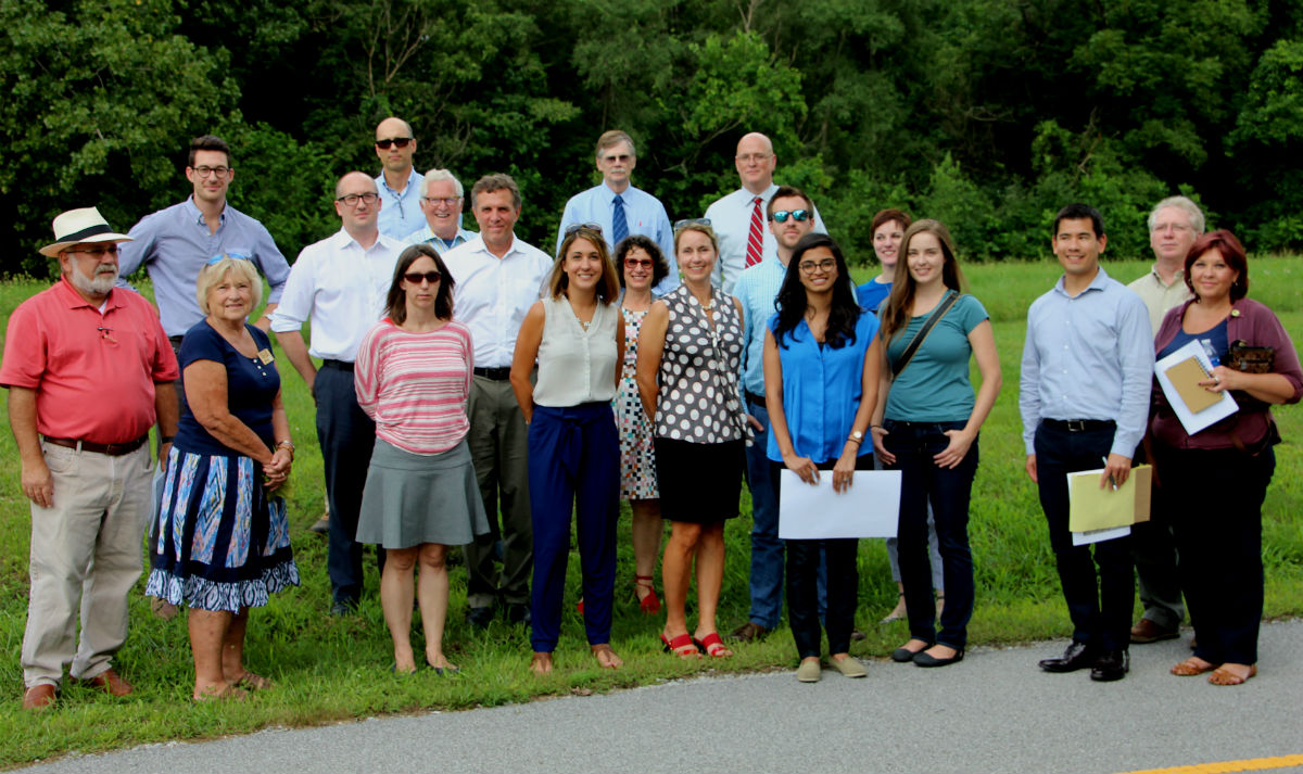 RDA, Community Leaders, Take Tour of Vision for West Lake Corridor Project