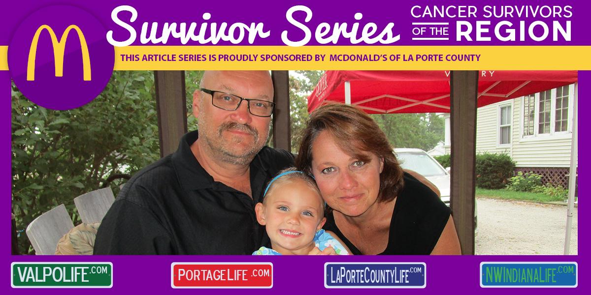 Survivor Series – Cancer Survivor in the Region: Becky Neulieb