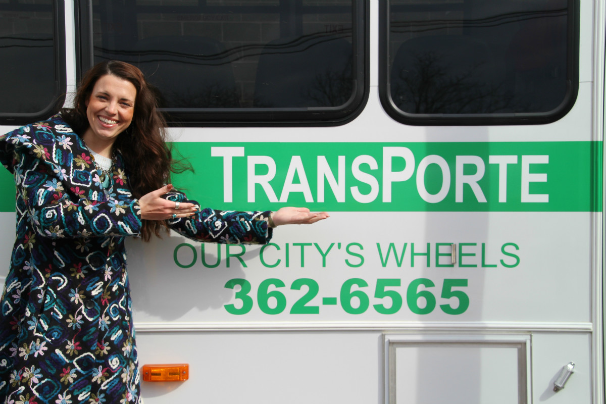 TransPorte LaPorte Goes Green with Transition to Propane Fueled Buses