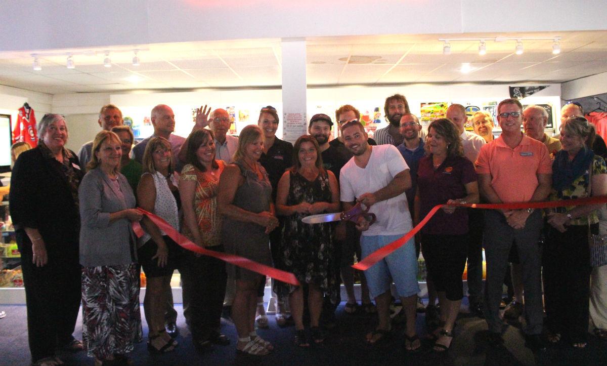 Zao Island, Hobart Chamber, and Crossroads Chamber Celebrate New Island Renovations