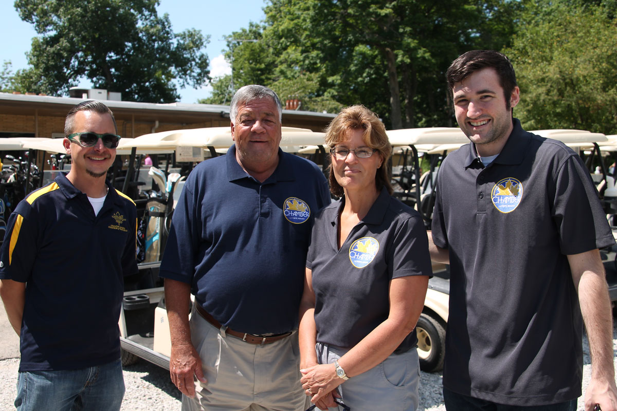 La Porte Chamber Golf Outing Gives an Opportunity for Supporters Connect on the Links at Briar Leaf Golf Club