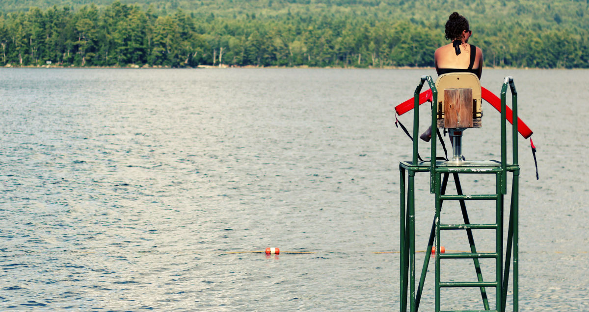 Lifeguards: Students, Community Members, Heroes
