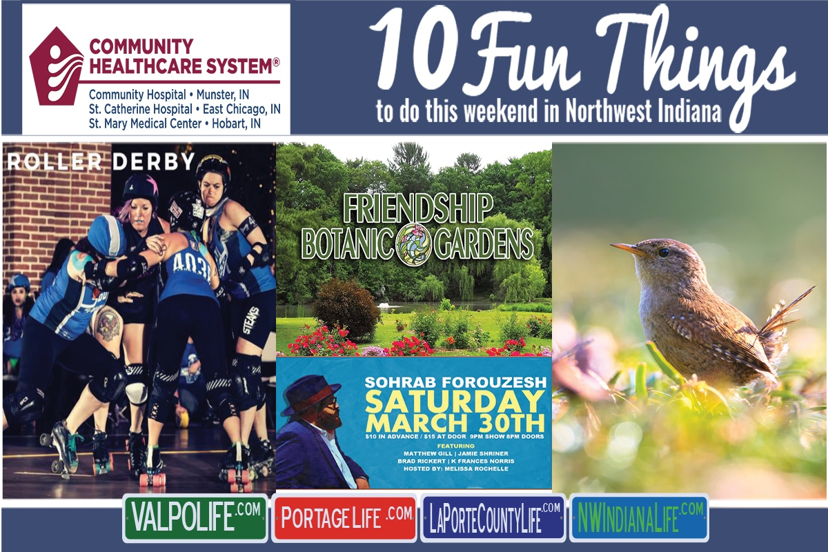 10 Fun Things to Do This Weekend in Northwest Indiana March 29th – 31st, 2019
