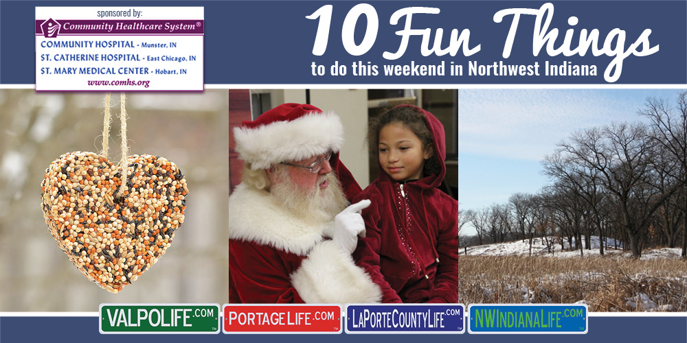 10 Fun Things to Do This Weekend in Northwest Indiana December 7 – 9, 2018