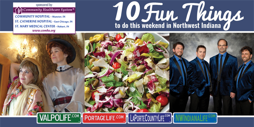 10 Fun Things to Do in NWI for March 9th – 11th, 2018