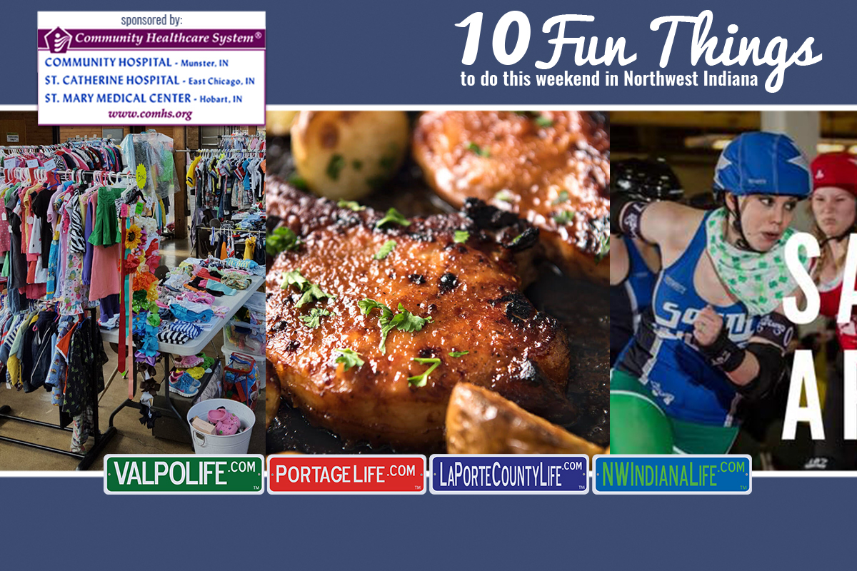 10 Fun Things to Do in NWI for April 27 – 29, 2018