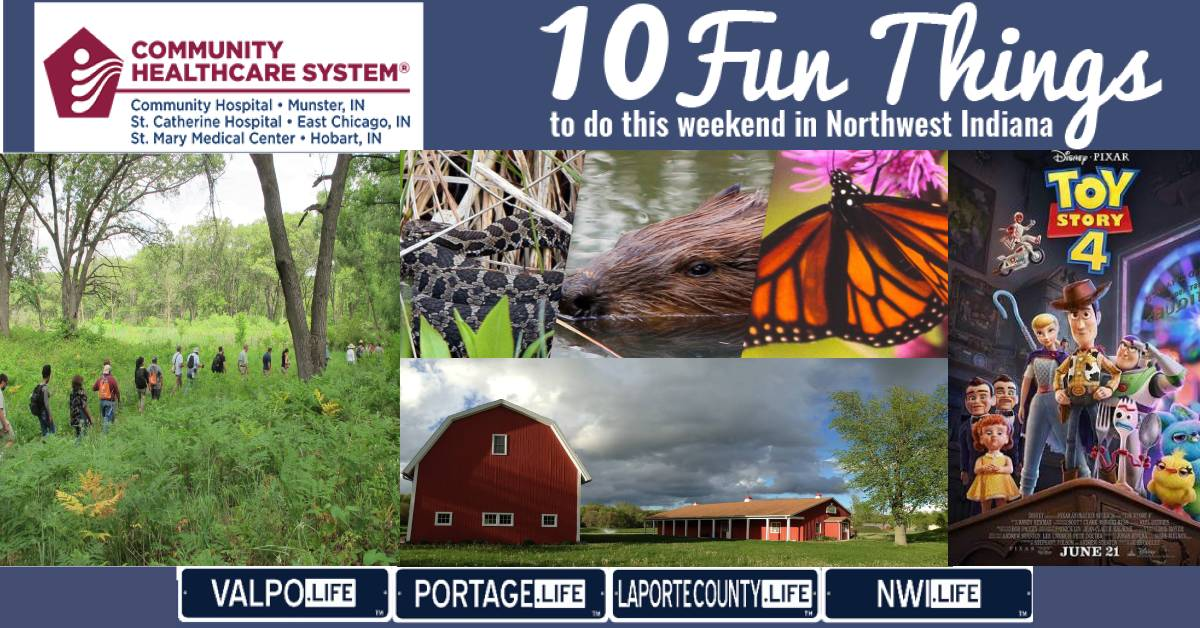10 Fun Things to do this Weekend in Northwest Indiana June 21st – 23rd, 2019