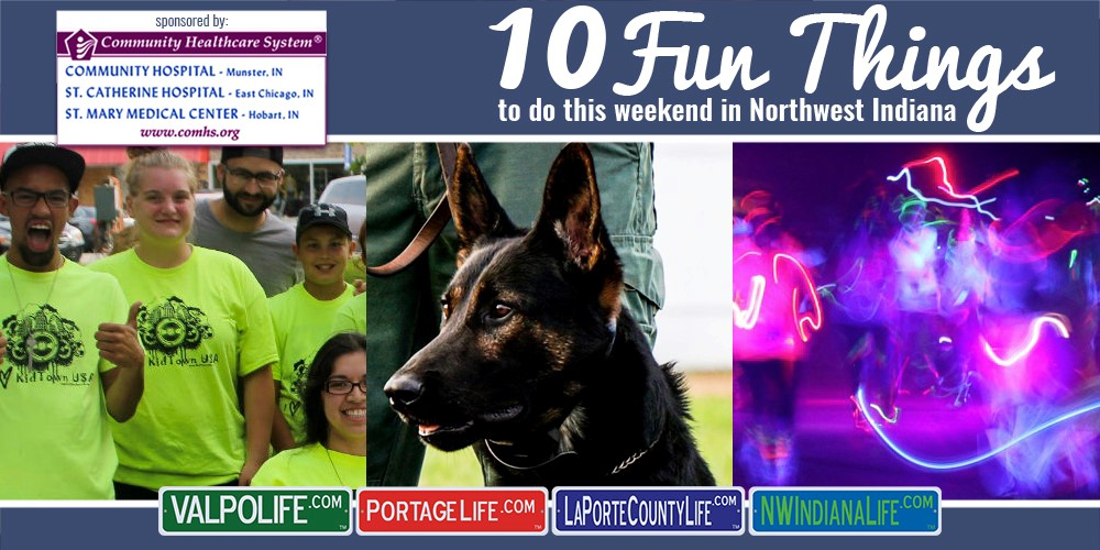 10 Fun Things to Do This Weekend in Northwest Indiana May 19 – 21, 2017