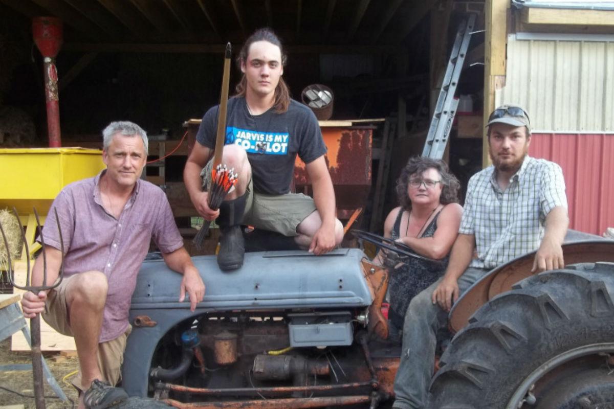 A La Porte County Lives in the Spotlight: Andrea Peterson and Jon Hook
