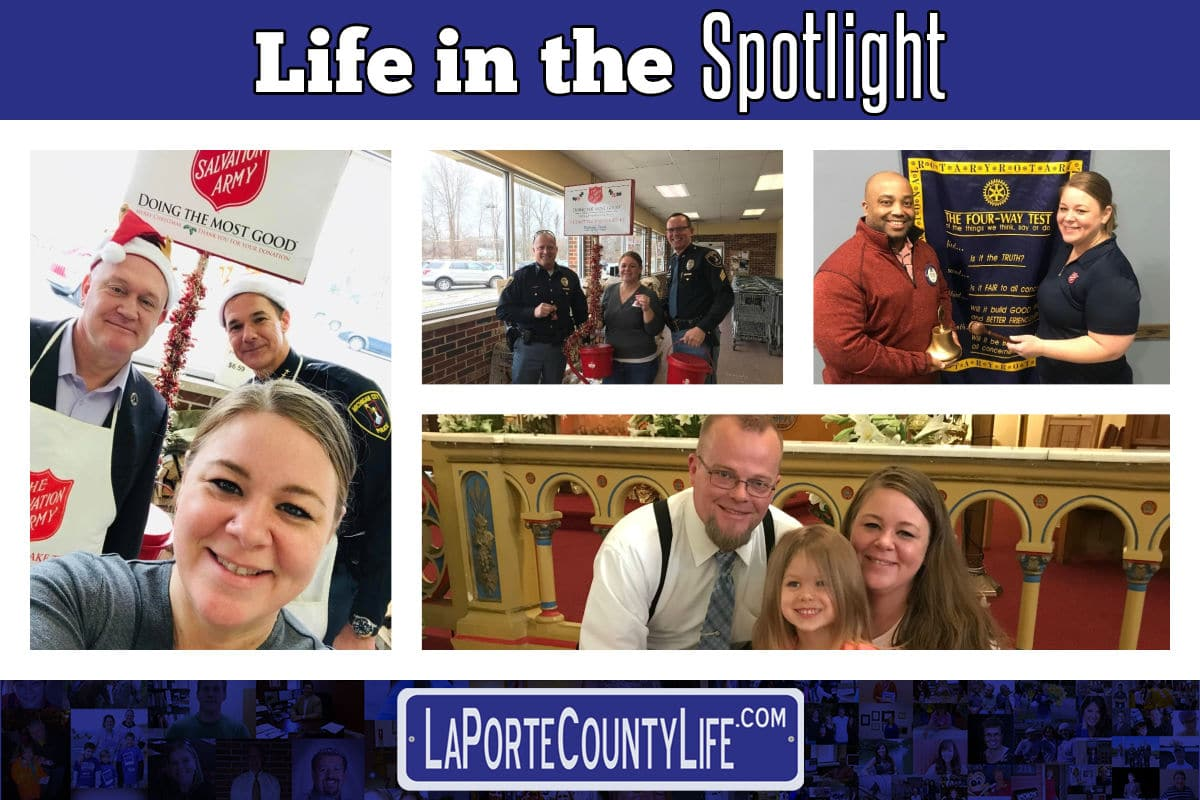A La Porte County Life in the Spotlight: Jessica O'Brien