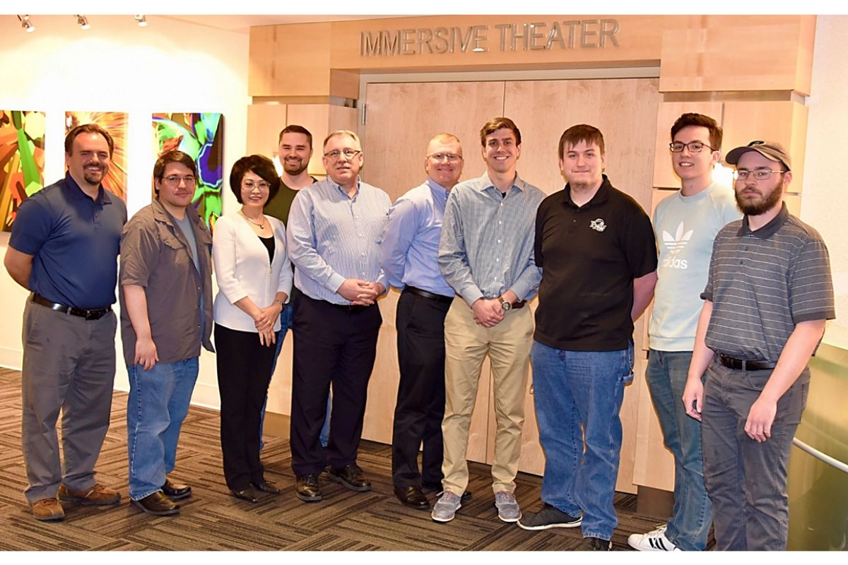 CIVS Receives Naval Engineering Education Consortium Research Grant