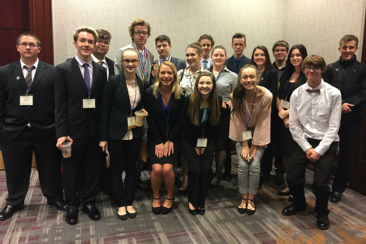 #1StudentNWI: DECA, Willy Wonka, and More for Westville this Spring!