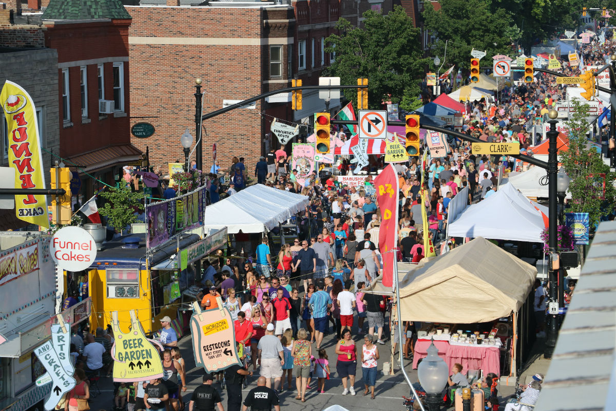 Everything You Need to Know About Whiting's 2017 Pierogi Fest, July 28-30th!