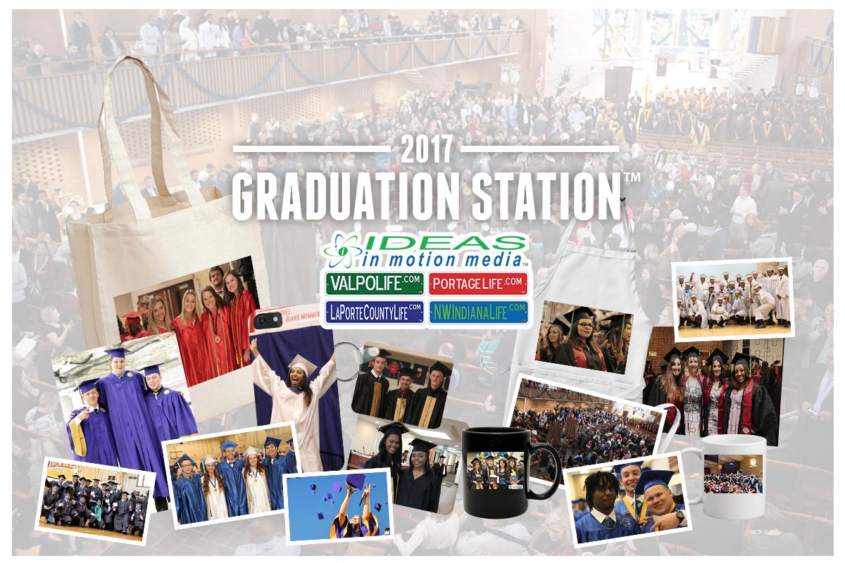 2017 Northwest Indiana Graduation Station