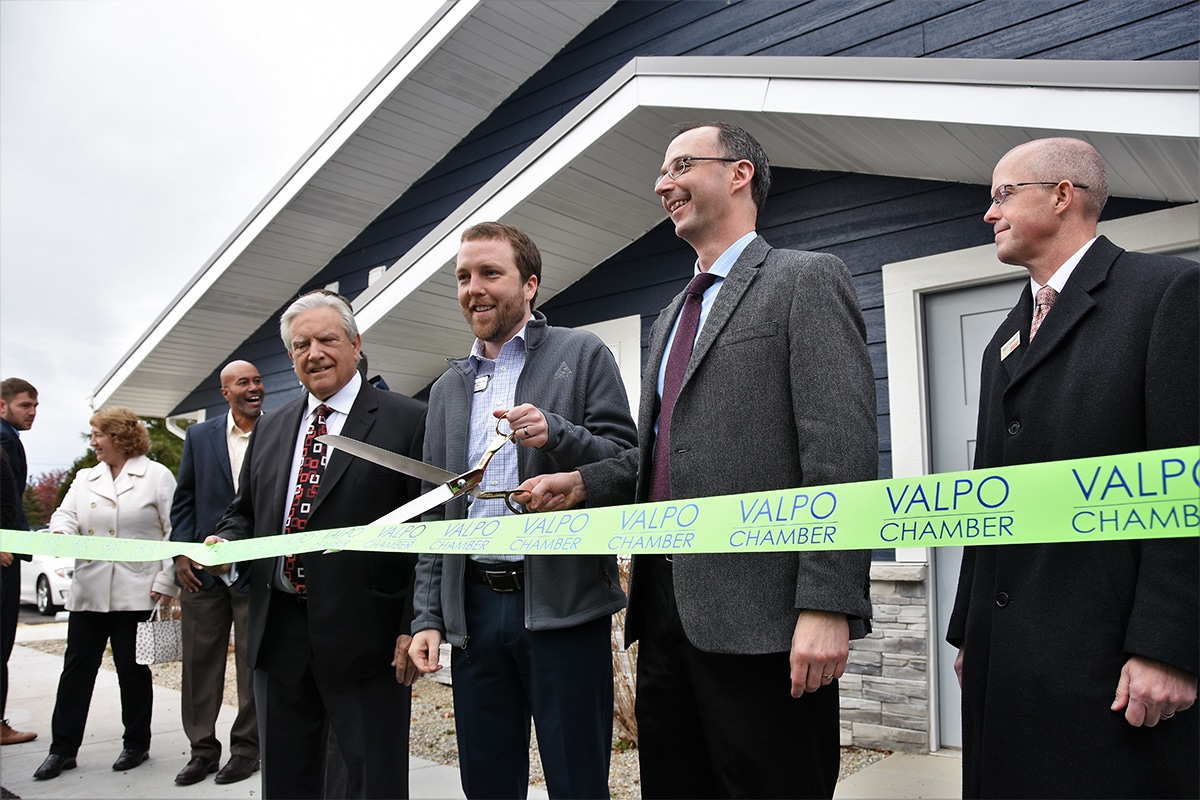 "Porter-Starke Services of Valparaiso Says ""Welcome Home"" to Residents with Opening Celebration for New Aurora View Apartments and Townhomes"