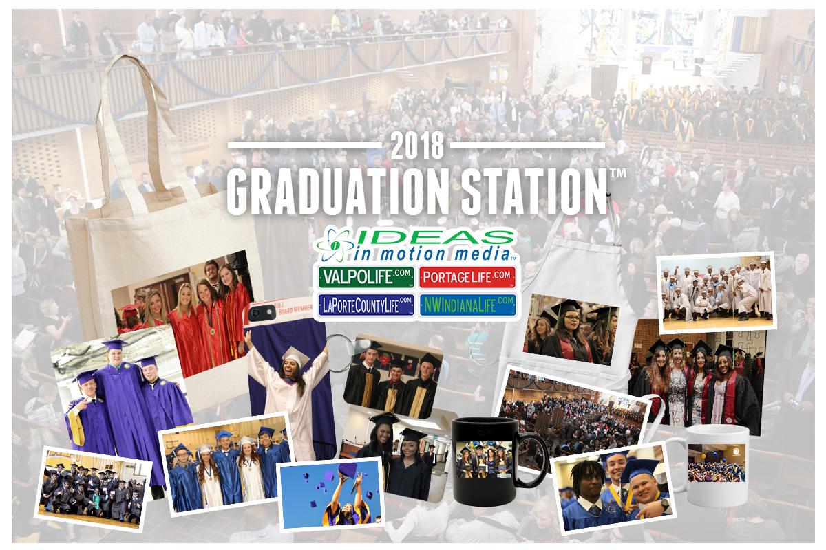 2018 Northwest Indiana Graduation Station