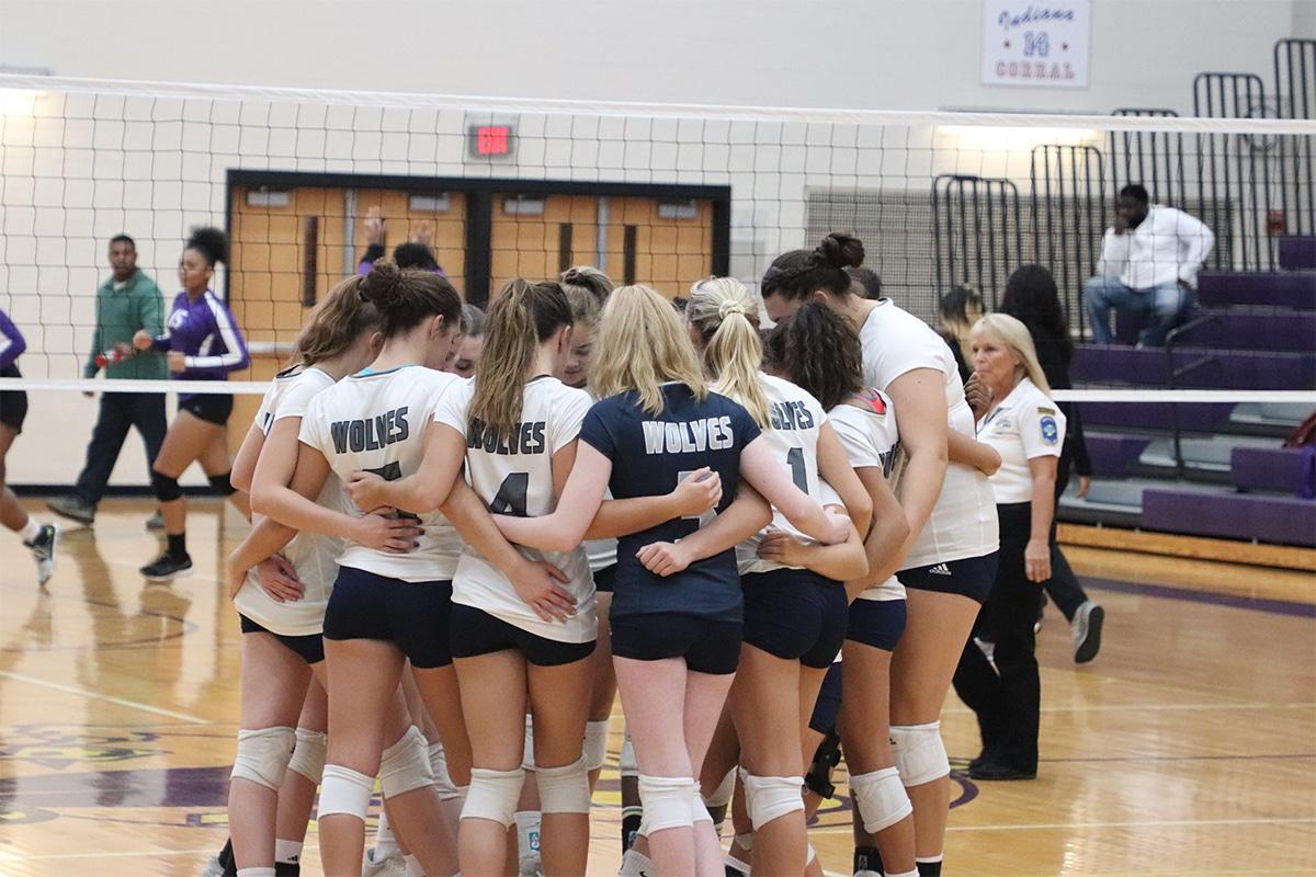 Michigan City High School Volleyball Team has Tremendous Year
