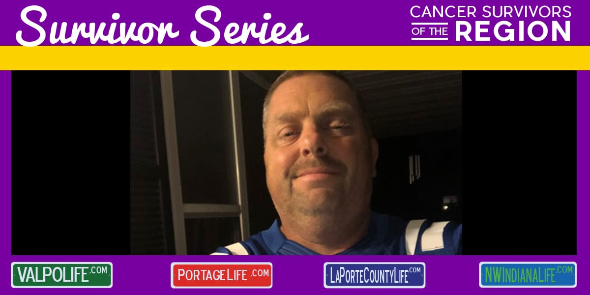 Cancer Survivor Series: Jeff Winstead