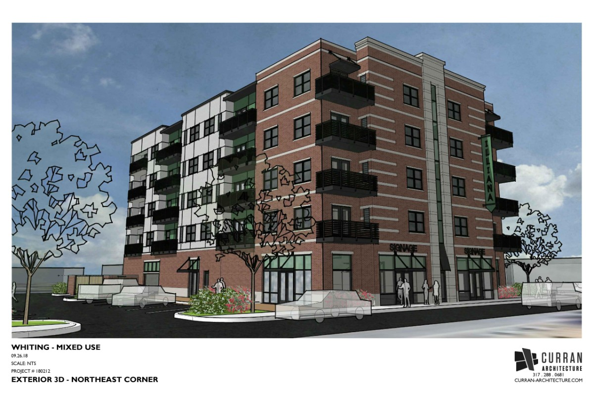 Holladay Properties Partners with City of Whiting to Build New Illiana Building