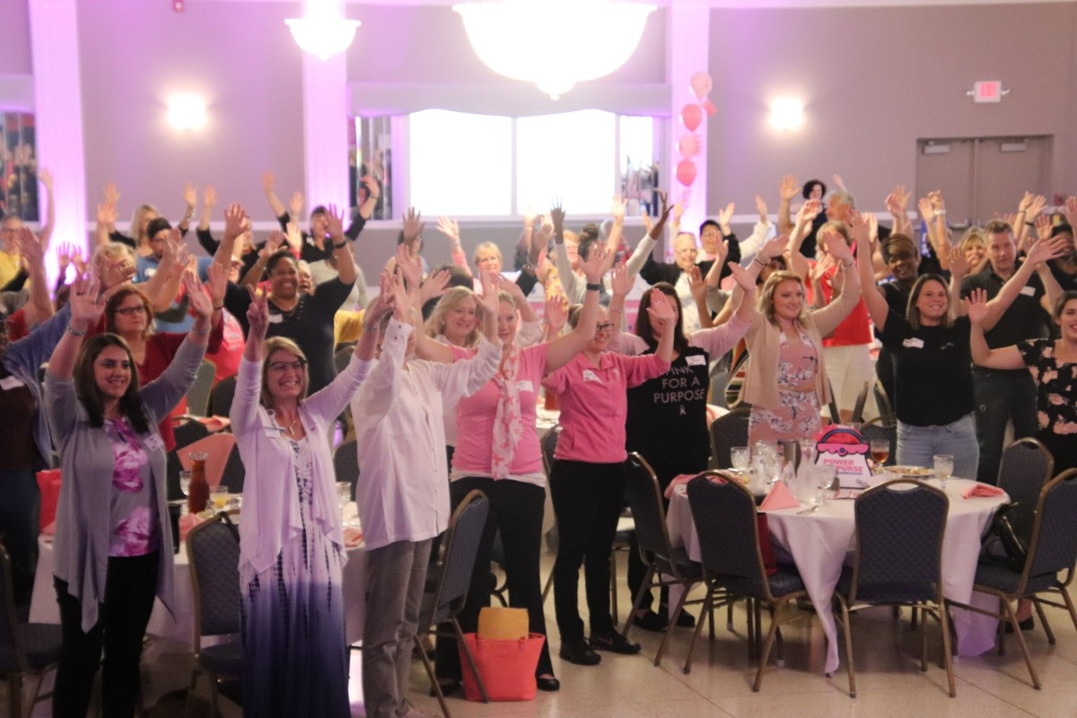Making Strides Against Breast Cancer Kick-off Breakfast Unites the Region in Fight Against Breast Cancer