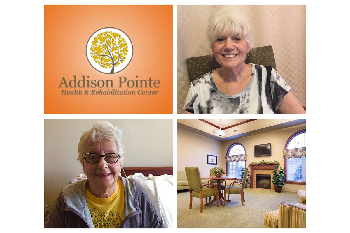 Addison Pointe & Rehabilitation Center's Exceptional Service Receives Praise from Patients and Their Families