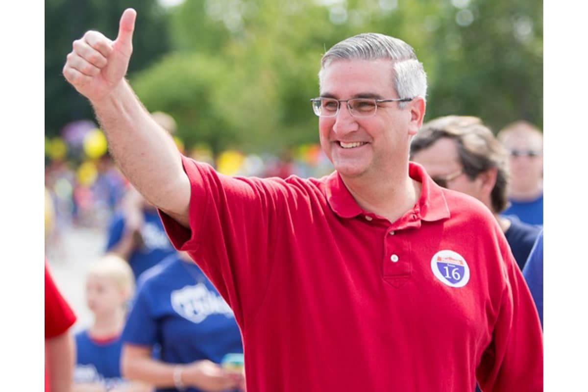 Endless Good in Indiana: A Conversation with Governor Holcomb