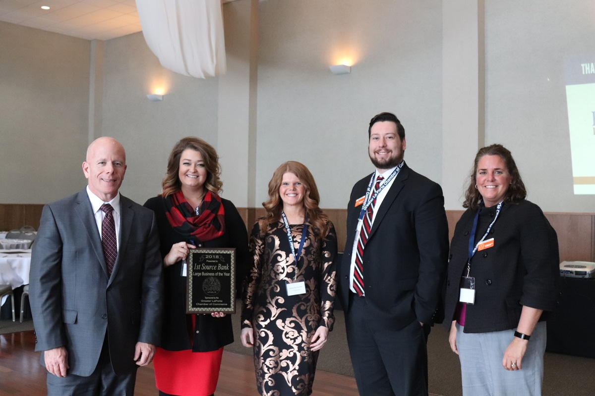 Greater La Porte Chamber of Commerce Salutes Businesses and Outstanding LaPortians