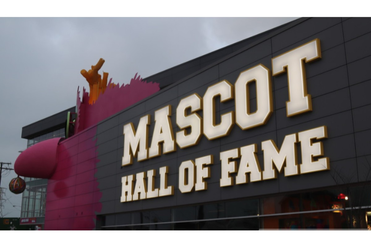 Mascot Hall of Fame Entertains, Educates, and Highlights the Spirit of Sport