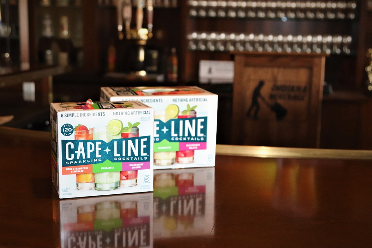 Cape Line beverages make for perfect summer sippers