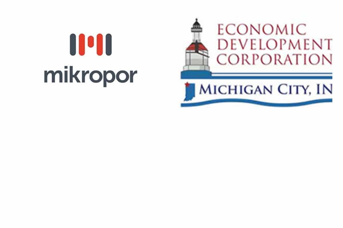 Mikropor America Expanding Footprint in Michigan City