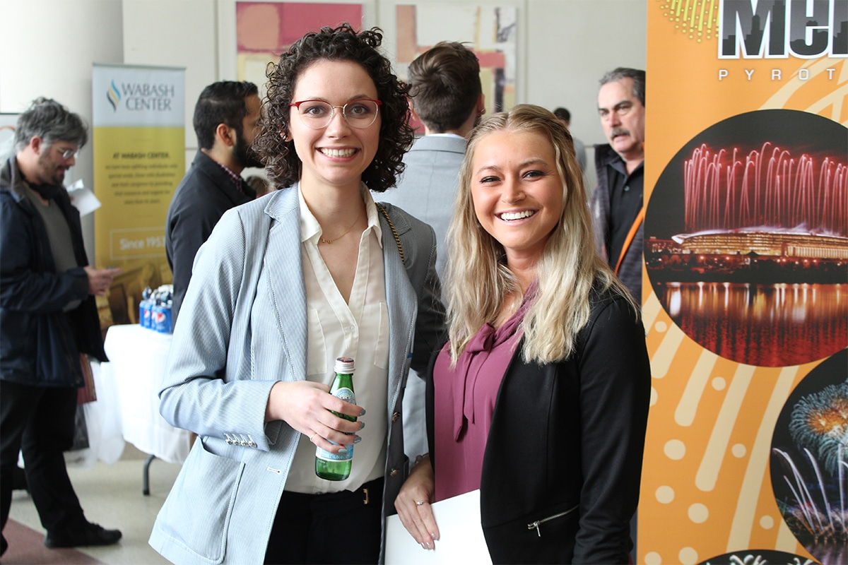 Students and community find success at Ivy Tech Valparaiso Career Fairs