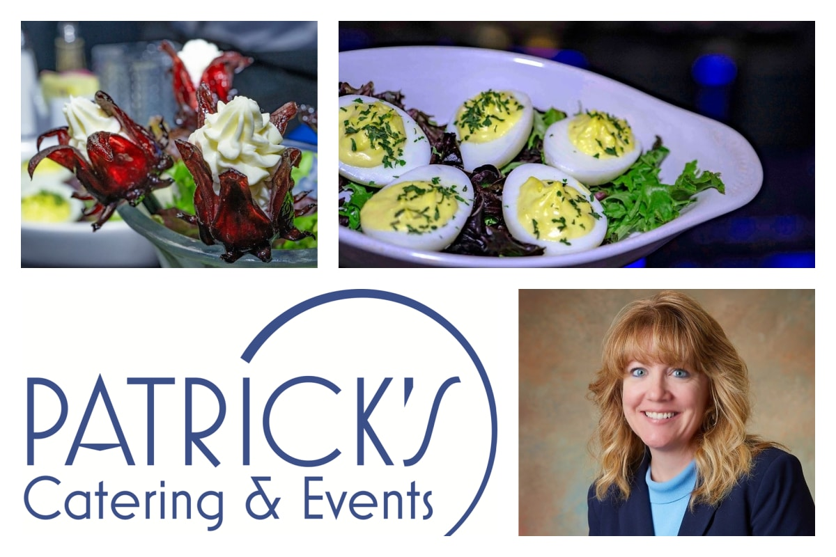 Patrick's Catering & Events delivers high-end service on any scale