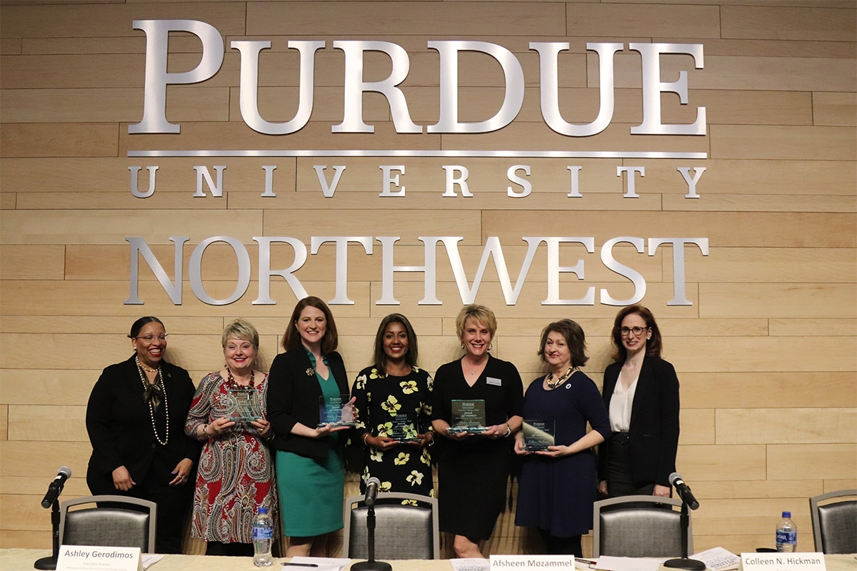PNW empowers women to be brave, not perfect at Breaking the Glass Ceiling Alumnae Panel Discussion