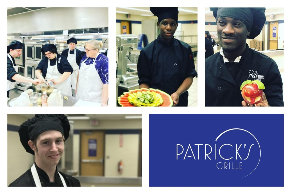 Culinary students get real-world experience at Patrick's Grille