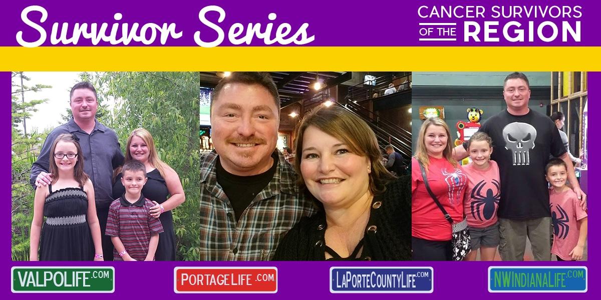 Cancer Survivor Series: Brandy Manville