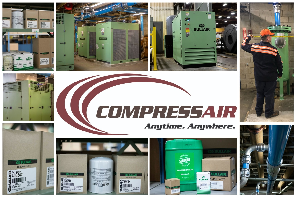 Meet the family behind CompressAir