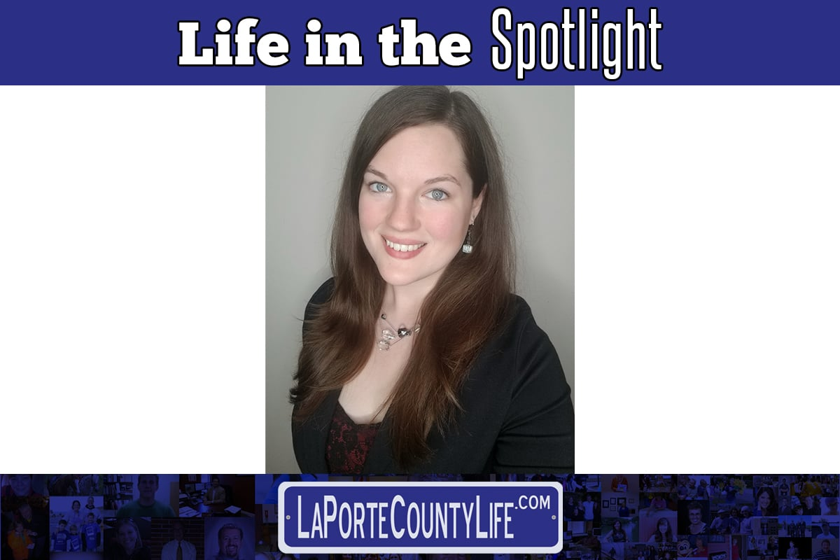 A La Porte County Life In The Spotlight: Lindsay Jongkind