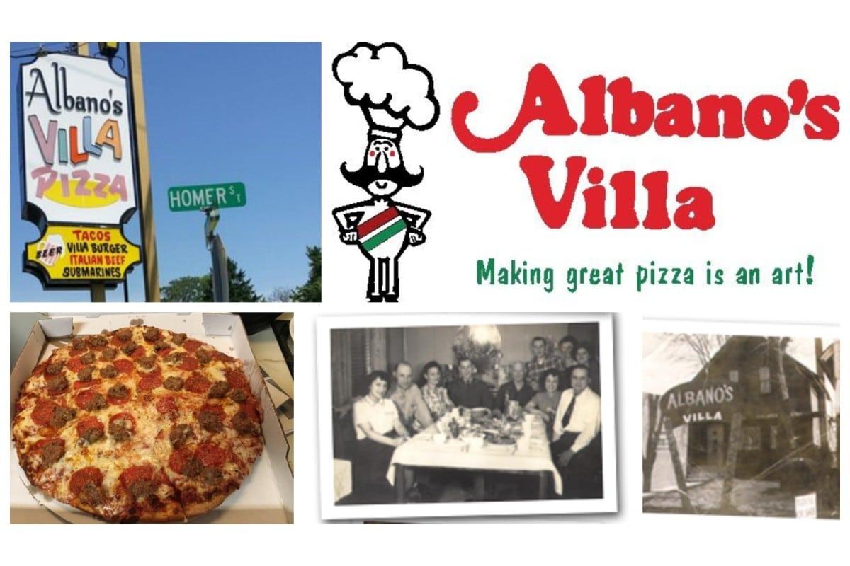Albano's Villa pulls Michigan City natives home