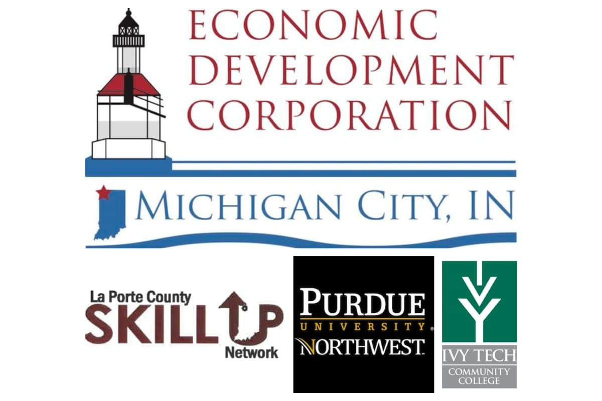 Economic Development Corporation of Michigan City offers manufacturing styled upskilling and training programs