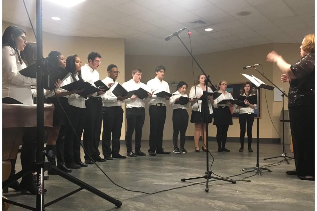 Music and Trivia Fascinate Marquette Catholic High School
