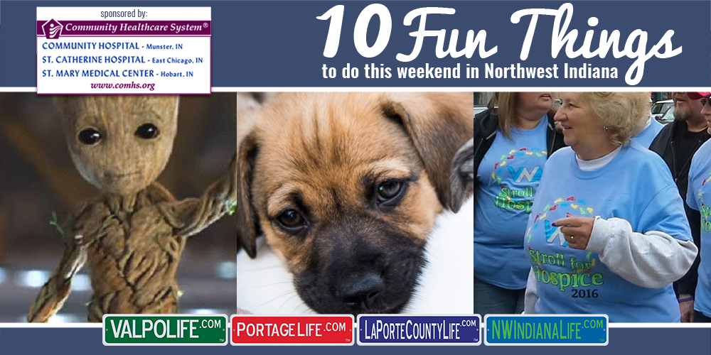 10 Fun Things to do This Weekend in Northwest Indiana May 5 – 7, 2017