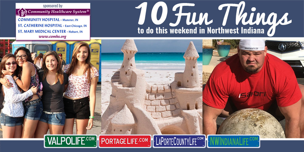 10 Fun Things to Do This Weekend in Northwest Indiana July 14 – July 16, 2017