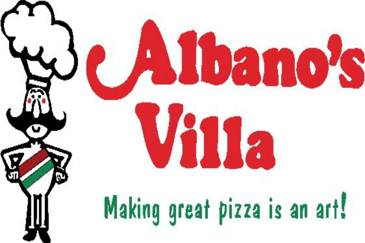 Crazy Toppings Makes for Crazy Stories at Albano's Villa