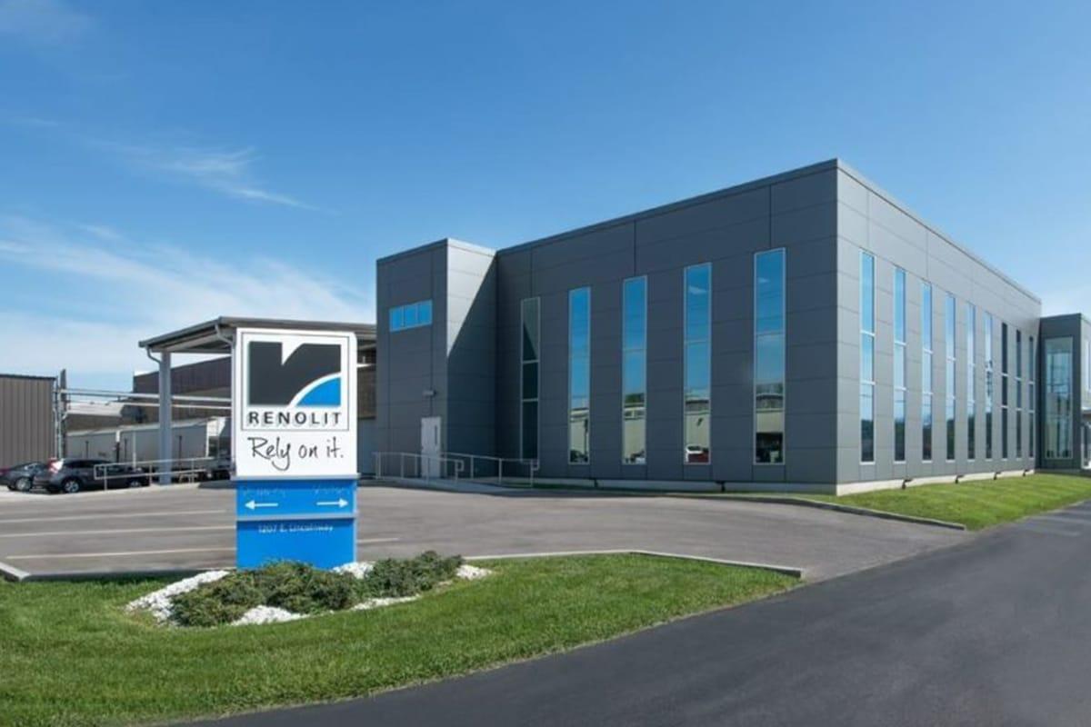 American Renolit ties company to community