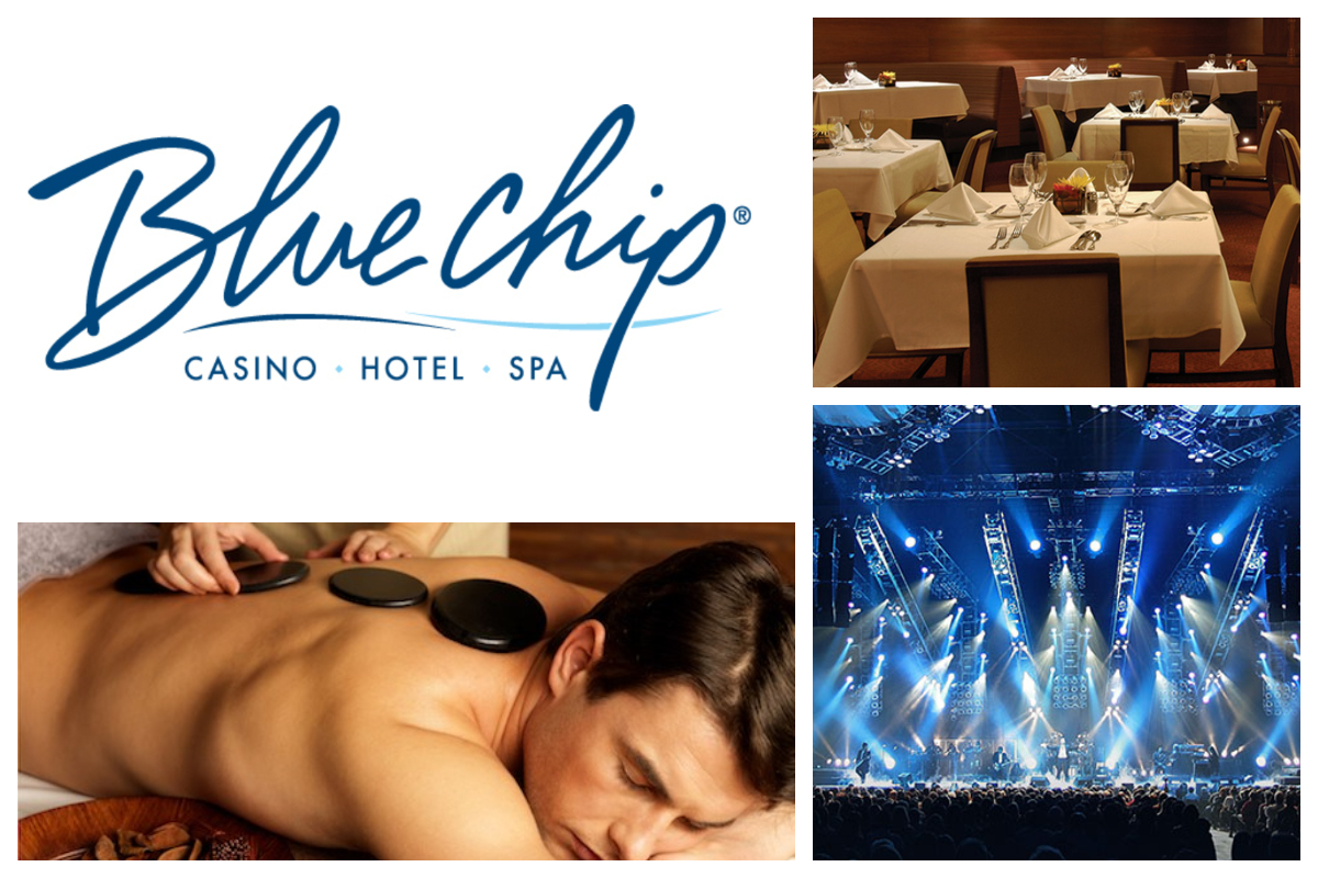 5 Fun Things to Do at Blue Chip Casino – that don't involve gambling!