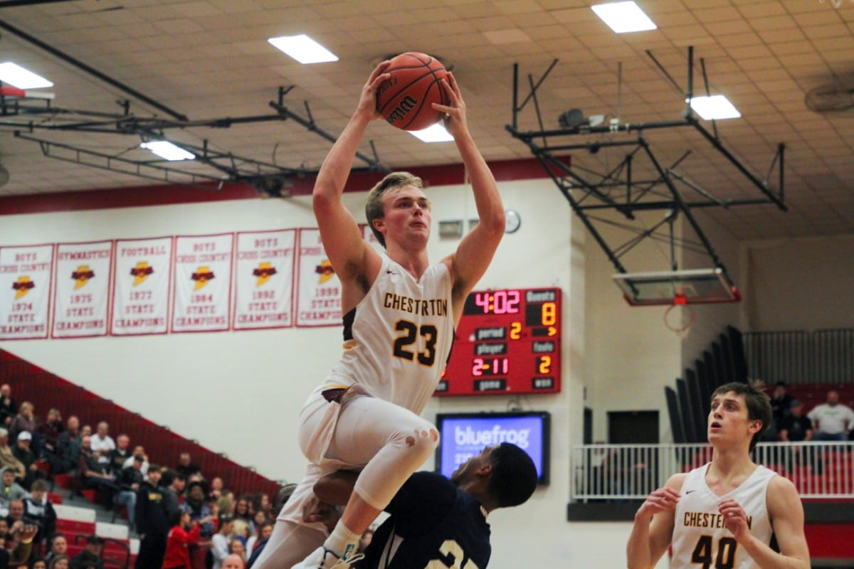 Chesterton edges out Michigan City in tough sectional play
