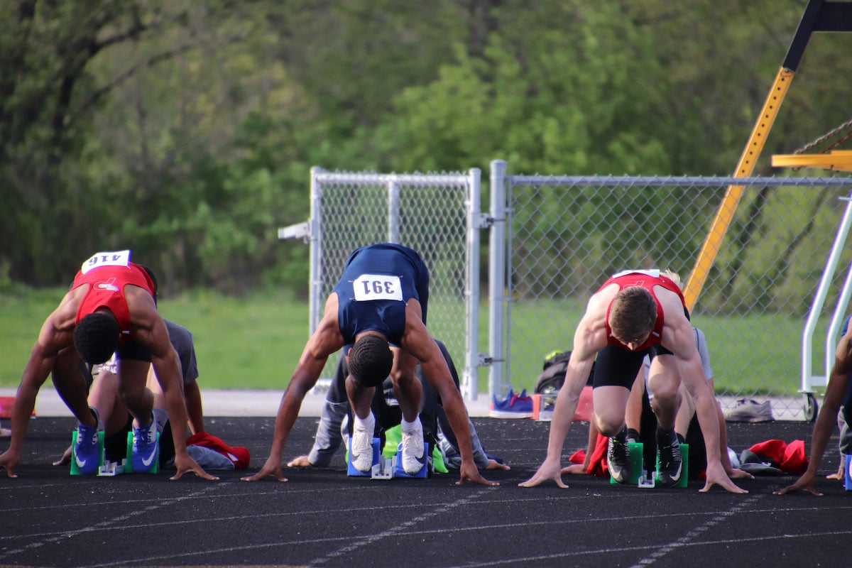 Eight Schools Race to the Finish Line at the Boy's Track & Field DAC Invitational